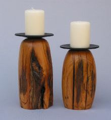 Walnut Hill Craft Candlesticks